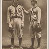 Walter Johnson and Charles E. Street, Washington American League.