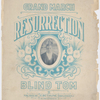 Grand march resurrection, [Front cover]