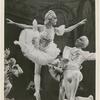 "Nana Gollner with Paul Petroff in ""Princess Aurora"""