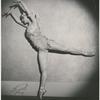 "Nana Gollner in Rene Blum's Ballets de Monte Carlo production of ""Les Elfes"""