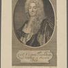 Carl Vicomte Townshend; engl. Brigadier in America. 1759.