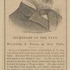 Secretary of the Navy. Benjamin F. Tracy, of New York.