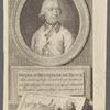 Fridrich Freyherr von der Trenck. Herr der Herrschaft Zwerlback und Grabeneck in Oestreich und Erbherr auf Gross Scharlach in Preuschen, geboren 1726 in Königsberg. Semper idem.