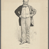 Anthony Trollope. [Drawn by R. Birch, after a photograph by Sarony.]