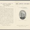 My own story by J.T. Trowbridge. John Townsend Trowbridge.