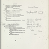 Script - Stage manager's prompt book, undated