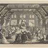 Tempelscenen i fjerde Act af Aug. Bournonvilles nye Ballet Arcona