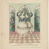 Die Dlles Danse und Ropiquet, tanzend den Jaleo de Xeres in dem Ballete 'Der hinkende Teufel'