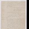 C Rawley to William Wiseman, and attachments