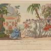Panurge auf der Laternen Insel: Ballet von Astolfi