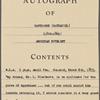 Atherton, Hon. Charles G., ALS to. Mar. 4, 1853.