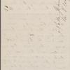 Buchanan, James, President, ALS to. Jan. 31, 1857.