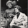 Peggy Hagen and Arlene Dahl in the stage production Applause