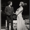 Brandon Maggart and Peggy Hagen in the stage production Applause