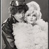 Publicity photo of Hal Holbrook and Barbara Harris from the stage production The Apple Tree