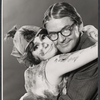 Barbara Harris and Hal Holbrook in the stage production The Apple Tree