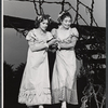 Marybeth Hurt and Kathleen Widdoes in the New York Shakespeare Festival stage production As You Like It