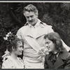 Kathleen Widdoes, Douglass Watson, and Raul Julia in the New York Shakespeare Festival stage production As You Like It