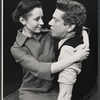 Roberta Maxwell and Brian Murray in the stage production Ashes