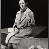 Roberta Maxwell in the stage production Ashes