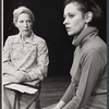 Penelope Allen and Roberta Maxwell in the stage production Ashes