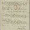 Autograph letter signed to Philip Pendleton Cooke, 9 August, 1846