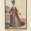 Madame la Duchesse de Valentinois en habit de bal