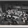 Camelot [1960], original cast rehearsal.