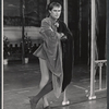 John Cullum in the stage production Camelot