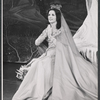 Janet Pavek in the stage production Camelot