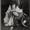 Madeleine Sherwood and William Squire in the stage production Camelot
