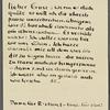 Stefan George letters to Ernst Morwitz, 1911