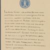 Stefan George letters to Ernst Morwitz, 1913