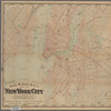 Rand, McNally & Co.'s map of New York City, Brooklyn, Jersey City and vicinity