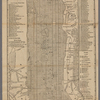 New bond paper map of New-York City :  including the annexed district