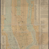 Map of New York City : showing portions of Brooklyn, Jersey City, and Westchester Co.