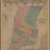Map of the City of New York with part of Brooklyn and Williamsburgh