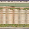 The west end plateau of New York / Herman K. Viele, civil engineer & city surveyor