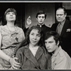 Loretta Fury, Kathryn Grody, Richard Dreyfuss, Martin Shakar, and Henry Calvert in the stage production And Whose Little Boy Are You?
