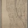 Map of the City of New York north of 130th Street : showing property lines, buildings, rail-roads, &c., with the new system of streets in the 23rd & 24th Wards, as laid out by the Commissioners of Public Parks, 2nd ed.