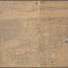 Topographical map of New York City, County, and vicinity : showing old farm lines &c. / based on Randel's and other official surveys, drawings and modern surveys by J.F. Harrison & T. Magrane.