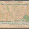 Map of the City of New York north of 155th Street : showing the progress made in laying out streets, roads, public squares and places by the Commissioners of Central Park under chap. 565 of laws 1865 and of New Pier and Bulkhead Lines under chap. 695 of laws of 1867 / compiled and drawn by Edward S. Ewen