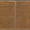 """Map of the City of New York : north of 55th Street, showing on the """"West Side"""" the streets, roads, avenues and public places established, widened and retained, and the pier and bulkhead lines &c. as laid out by the commsnrs of Central Park / compiled and drawn by Hamilton Ewen, City Surveyor."""