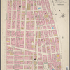 Map of New York City south of Bleecker St., showing the dry goods district.