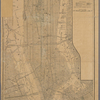 Map of the northern part of the borough of Manhattan and the borough of the Bronx of the city of New York ; Map of the southern part of the borough of Manhattan of the city of New York: prepared expressly for the Trow Directory, Printing and Bookbinding Co. ... by the Matthews-Northrup Works, Buffalo, N.Y.