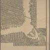 Bird's eye view of New York City
