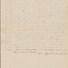 [Foote], Mary W[ilder] White, ALS to. Mar. 13, 1828.