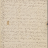 [Foote], Mary W[ilder] White, ALS to. Mar. 24, 1834.