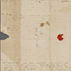 [Foote], Mary W[ilder] White, ALS to. Jun. 10, [1834].