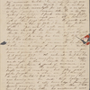 [Foote], Mary W[ilder] White, ALS to. Jul. 7, [1834].